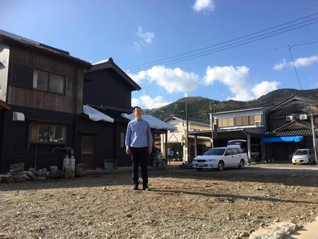 故遠藤周作さん命名の「湖里庵」 暴風の打撃から再起へ : 京都新聞