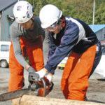 森林や林業の現状学ぶ 高島・朽木中生:滋賀:中日新聞(CHUNICHI Web)