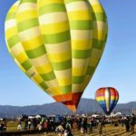大空へ出発 高島で熱気球大会 : 地域 : 読売新聞(YOMIURI ONLINE)