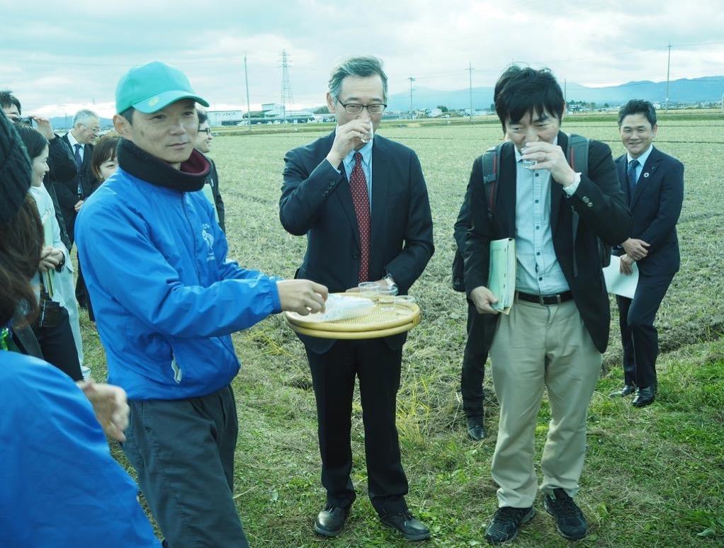 世界農業遺産認定へ 国の審査員が琵琶湖を現地調査 – 産経ニュース