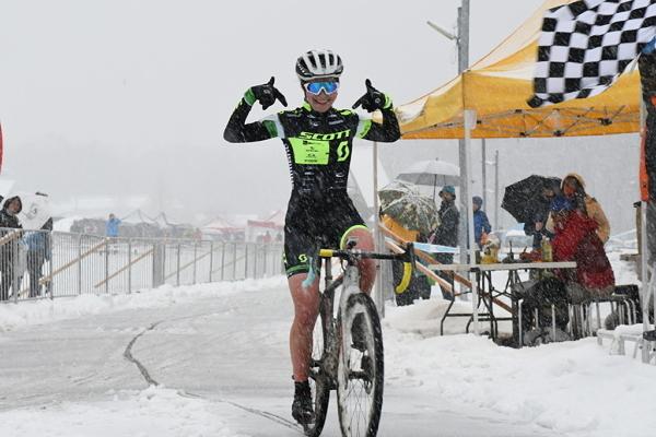 【速報】女子エリートは高校3年生の松本璃奈が初優勝 シクロクロス全日本選手権 – cyclist