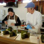 滋賀・高島産米おむすび好評 近江牛や湖魚具材に、移住の夫婦が土日に開店 | 京都新聞