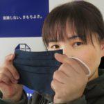 「高島ちぢみ」で布製マスク 植物由来の作用持続 メーカーと共同開発し完売、増産へ 経済 地域のニュース 京都新聞